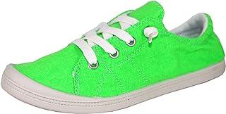 Forever Link 女式经典一脚蹬舒适时尚运动鞋
