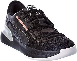 PUMA 男士 Clyde 硬木金属运动篮球鞋