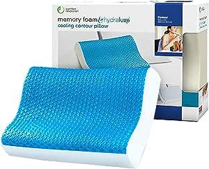 Comfort Revolution 高密度包裹高端记忆海绵枕205-0A(亚马逊进口直采,美国品牌)(亚马逊自营商品, 由供应商配送)