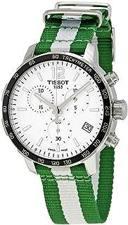 Tissot Quickster 波士顿凯尔特人计步男式手表 T0954171703717