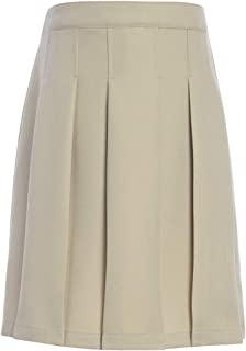 Tommy Hilfiger 女童纯色褶皱裙
