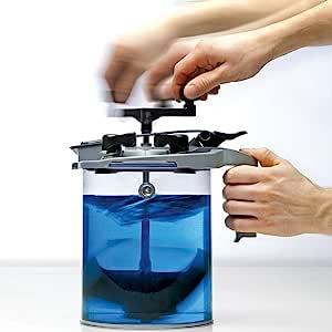 Mixing Mate 10-090 加仑尺寸漆罐盖