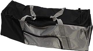 Trademark Innovations 36 英寸长曲棍球装备旅行行李袋