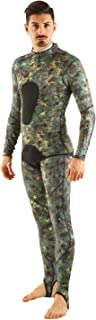 Seac Piraña,莱卡潜水服迷彩套,两件套