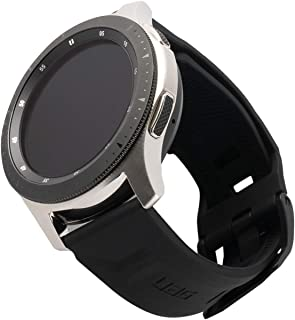 URBAN ARMOR GEAR Galaxy Watch表带UAG-GWLS-BK SCOUT(*シリコン) 46mm 黑色