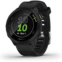 Garmin 佳明 Forerunner 55 - GPS 跑步手表,带 1.04 英寸(约 14 厘米)彩色显示屏,日…