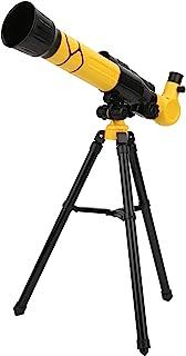 Lazmin112 儿童天文望远镜,小巧便携的入口望远镜,适合初学者观赏月光星空礼物