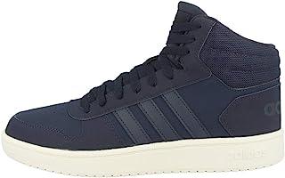 adidas 阿迪达斯 Hoops 2.0 男式中帮训练鞋