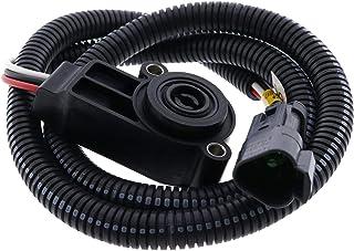 2661466 266-1466 TPS 油门位置传感器,带三角插头,适用于 Caterpillar CAT 引擎 C7 C10 C12 C13 3406E