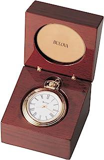 Bulova Ashton Table Clock