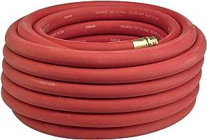 "Underhill R 1 英寸 UltraMax 重型软管 3/4"" x 50-feet 红色 H75-050"