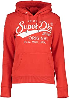 Superdry Ro Piping Entry Hood Ub 女士连帽套头衫