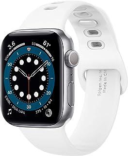 Spigen Air Fit 專為 Apple Watch 表帶設計,適用于 44 毫米/42 毫米系列 5 / 系列 4 / 系列 3 / 2 / 1 - 白色