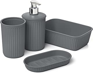 TATAY 餐垫,塑料,灰色,中号