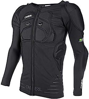 O'NEAL   护甲夹克   越野摩托车越野赛   弹性轻质保护夹克,聚氨酯泡沫,网眼衬垫  STV长袖保护衬衫   成人  黑色