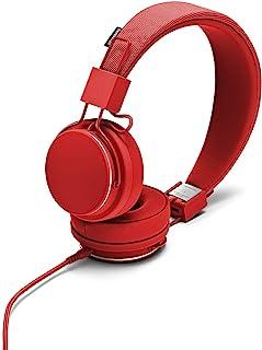 Urbanears Plattan 2 有线耳机–番茄色