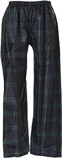 [马尔久科波利]防水循环雨裤 男女兼用 绅士 妇女 男士 女士 雨衣 自行车 雨披 上下班 上学 06003073 女士 黑色 L