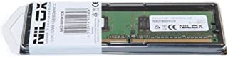 Nilox 1GB PC2-6400 1GB DDR2 800MHz 内存条 - 内存模块(1 GB 1 x 1 GB DDR2 800 MHz 240-pin DIMM *