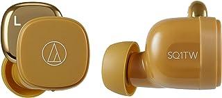 audio-technica 无线耳机 低延迟 防水・防滴规格 支持快速充电 *大约19.5小时播放 Masterd ATH-SQ1TW MU