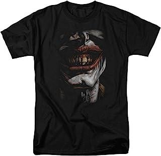 小丑微笑 DC 漫画 T 恤和*贴纸