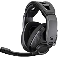Sennheiser 森海塞尔 GSP 670 无线游戏耳机 无延迟蓝牙7.1环绕声 降噪麦克风 音频和音量控制 适用于…