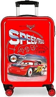 Disney 迪士尼 Cars Speed Trails 儿童行李箱 红色 38x55x20 cms
