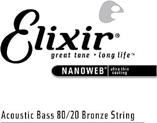 Elixir 15765 Elix 065 Acoubass Nw 4 只装