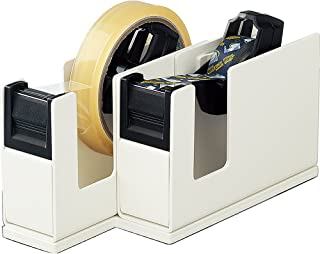 KOKUYO 国誉 胶带切割机 Calcut 双联型 浅灰色 T-SM110LM
