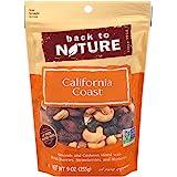Back to Nature Non-GMO Trail Mix, California Coast, 9 Ounce…