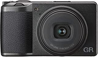 RICOH GR III 小型相机 24 MP APS-C 传感器 28 mm F2.8 GR 镜头