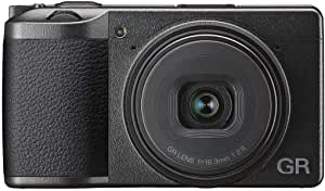 Ricoh 理光 GR III Ultimate-快门摄像头 高级紧凑型相机 24MP APS - C 传感器 28 毫米 F2.8 高品质 GR- 镜头 小巧紧凑的数码口袋相机 Shake Reduction 至 4 轴 3.0 英寸 LCD