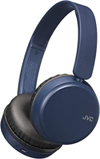 JVC Headphones 耳道式/入耳式 黑色HAS35BTA Indigo Blue