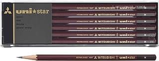 MITSUBISHI 三菱铅笔 铅笔 uni star 系列 H 1打12支 USH