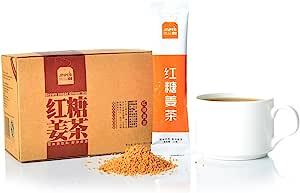 简品100 红糖姜茶   15袋/盒 180g袋泡茶