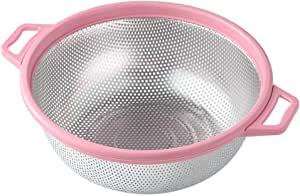 HiramWare 漏勺 粉红色