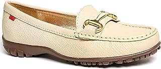 MARC JOSEPH NEW YORK 女士皮革巴西大街高尔夫鞋