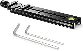 Neewer 200mm Neewer 专业长板夹座 快装板夹座 兼容Arca Swiss