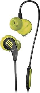 JBL Endurance RUN – 有线运动入耳式耳机 – 黄色