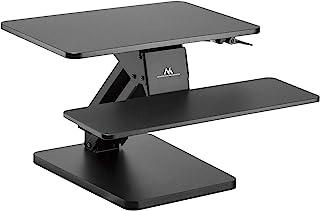 Maclean MC-882 书桌附件 工作工作站 座椅 座椅 高度可调 书桌 电脑桌 气弹簧