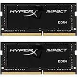 Kingston Technology 金士顿 HyperX 冲击 32 GB 2666 MHz DDR 4 cl15…