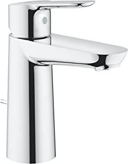 GROHE 高仪 BauEdge 单把浴室面盆龙头 23758000 DN 15 M号,镀铬