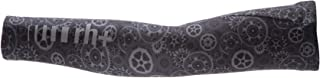 [ SSCX179 Fashion Lab 手臂保暖 06P Powers Grey L 自行车臂保暖 EU L (日本サイズL相当)