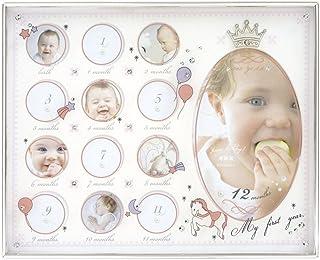 Kishima Fairi 婴儿相框 粉色 個装サイズ:27×22×3cm -