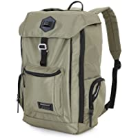 """Swissgear 17"""" Backpack with Tablet/Laptop Sleeves - Olive Gr…"""