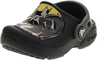 Crocs 卡骆驰 男童Fun Lab 蝙蝠侠凉鞋