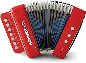 Hohner Accordions 手风琴 inch (UC102R)