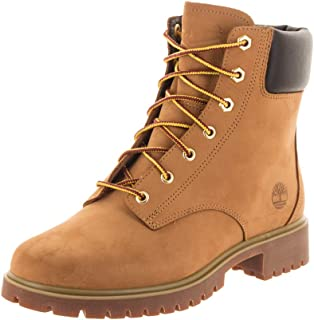 Timberland 女式 Jayne 6-Inch 防水靴