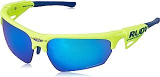 Rudy Project Noyz Rac。 Yellow Fluo-MLS 蓝色,中性款 - 成人,均码