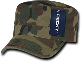 DECKY Washed GI Cap