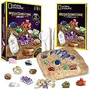 National Geographic Mine 宝石矿挖掘套装:美国国家地理杂志伴您挖掘15颗真正的宝石